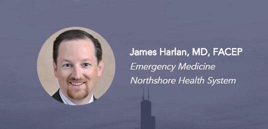 James Harlan, MD, FACEP